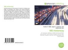 Bookcover of M6 motorway