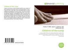 Bookcover of Children of the Lamp