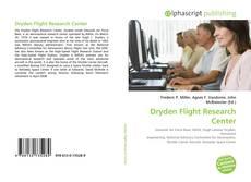 Capa do livro de Dryden Flight Research Center
