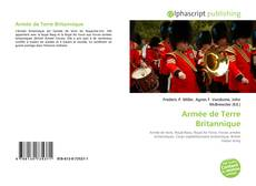 Bookcover of Armée de Terre Britannique