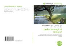 Bookcover of London Borough of Islington