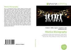 Monica Discography kitap kapağı