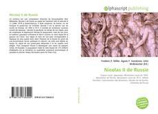 Nicolas II de Russie的封面