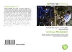 Artificial Membrane kitap kapağı