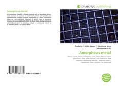 Amorphous metal的封面