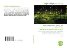 Bookcover of Carbon Dioxide Removal
