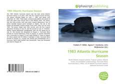 Bookcover of 1983 Atlantic Hurricane Season