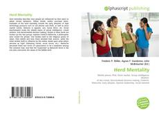 Bookcover of Herd Mentality