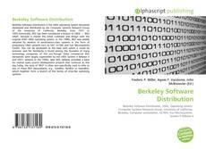 Bookcover of Berkeley Software Distribution