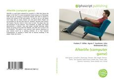 Afterlife (computer game) kitap kapağı