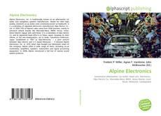 Alpine Electronics的封面