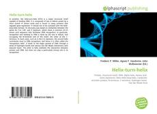 Bookcover of Helix-turn-helix
