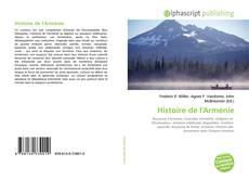 Bookcover of Histoire de l'Arménie