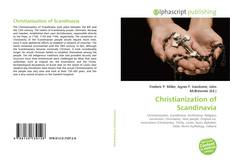 Bookcover of Christianization of Scandinavia