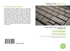 Обложка Terminologie Informatique