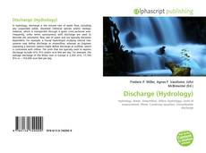 Bookcover of Discharge (Hydrology)