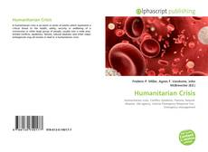 Bookcover of Humanitarian Crisis