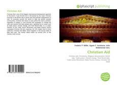 Couverture de Christian Aid