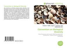 Copertina di Convention on Biological Diversity