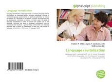Borítókép a  Language revitalization - hoz