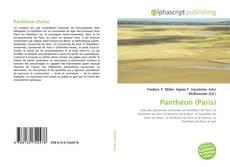 Buchcover von Panthéon (Paris)