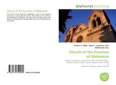 Church of the Province of Melanesia kitap kapağı