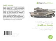 Portada del libro de Bataille de Koursk