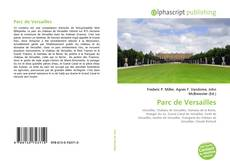 Bookcover of Parc de Versailles