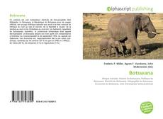 Bookcover of Botswana
