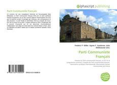 Bookcover of Parti Communiste Français