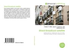 Couverture de Direct-broadcast satellite
