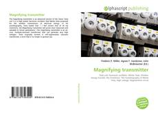 Bookcover of Magnifying transmitter