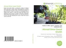 Ahmed Omar Saeed Sheikh的封面