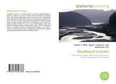 Headward erosion的封面