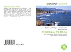 Bookcover of Hydrological modelling