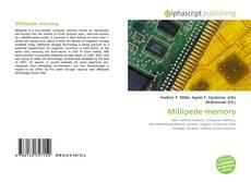 Buchcover von Millipede memory