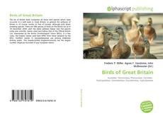 Borítókép a  Birds of Great Britain - hoz