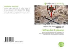 Bookcover of Highlander: Endgame