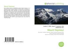 Buchcover von Mount Seymour
