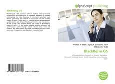 Copertina di BlackBerry OS