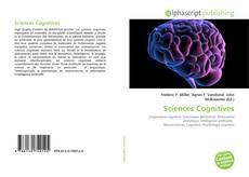 Buchcover von Sciences Cognitives