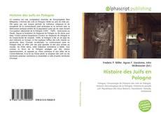 Bookcover of Histoire des Juifs en Pologne