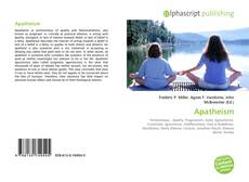 Bookcover of Apatheism