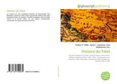 Couverture de Histoire du Tibet