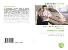 Bookcover of Intercity-Express