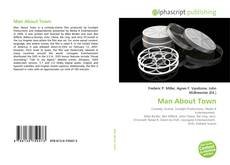 Bookcover of Man About Town