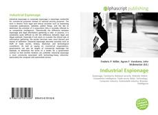 Bookcover of Industrial Espionage