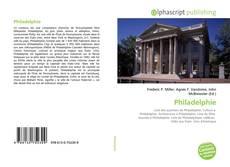 Bookcover of Philadelphie