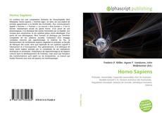 Borítókép a  Homo Sapiens - hoz