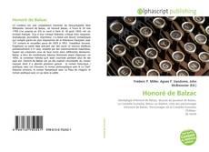 Bookcover of Honoré de Balzac
